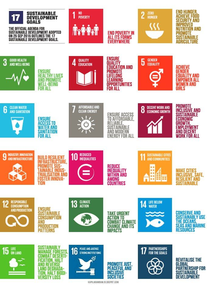 Sustainable Development Goals - Last Decade | World Scouting