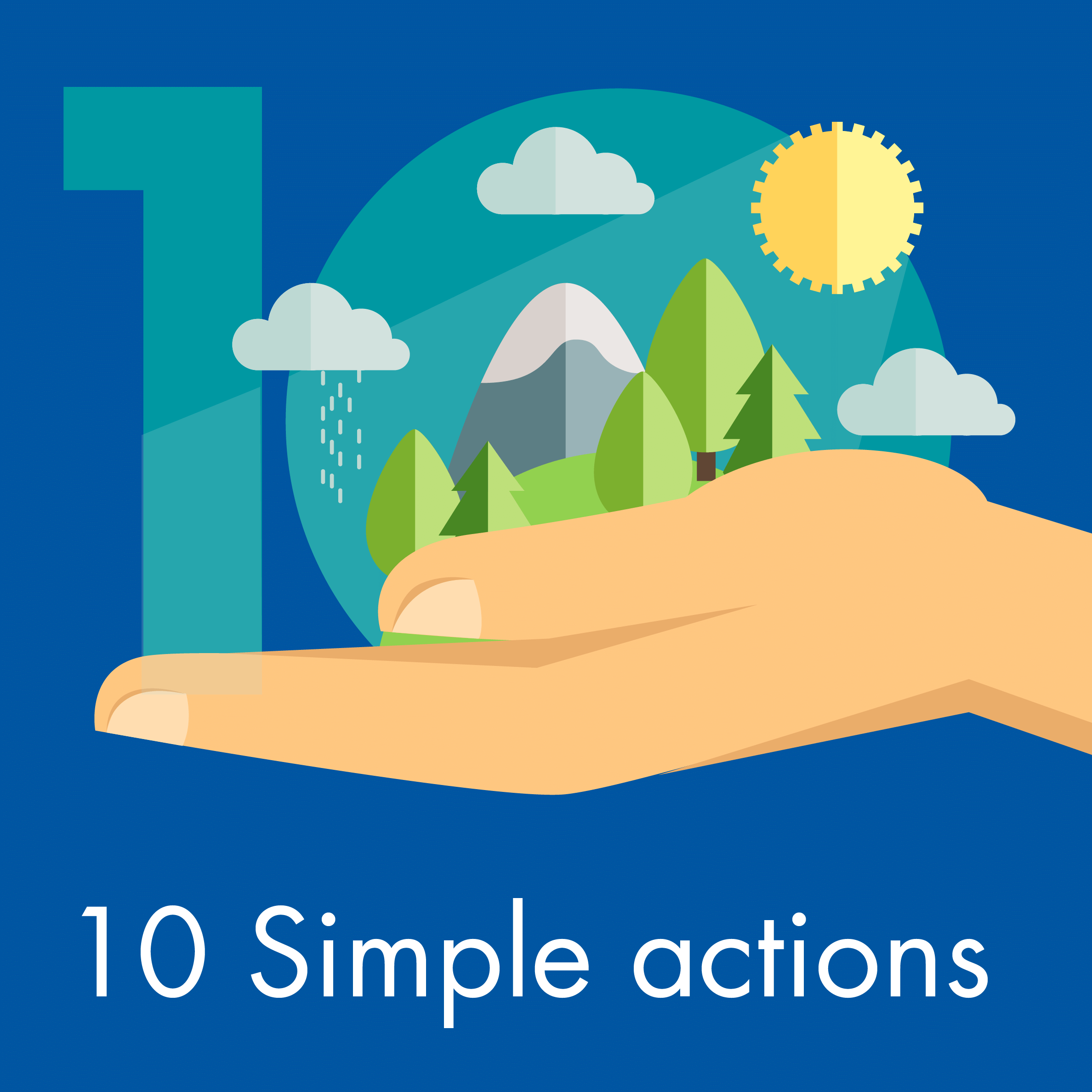 10 Simple actions