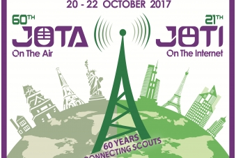 Logo for Jota Joti 2017